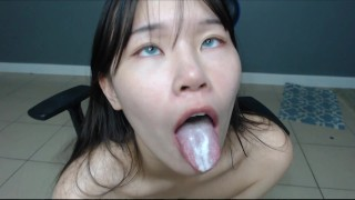 Nude Tube  : Getting Your Whipped Cream In My Body